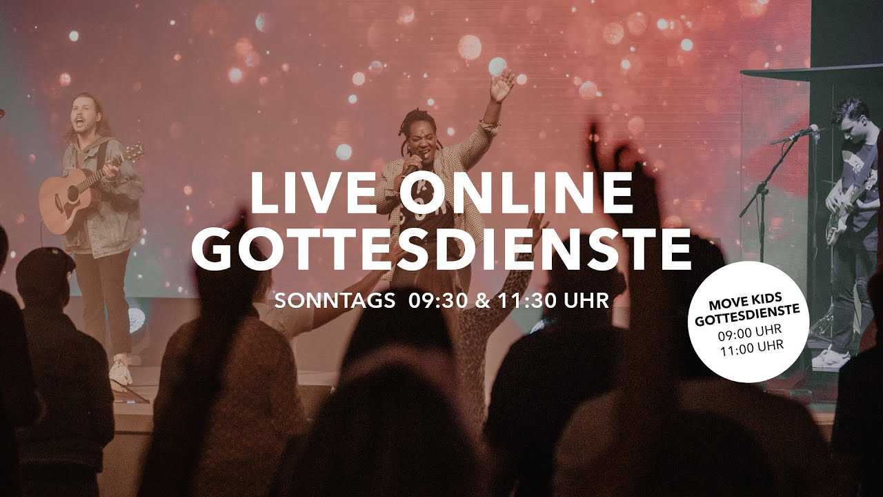Move Church - Online Gottesdienst 11.10.2020